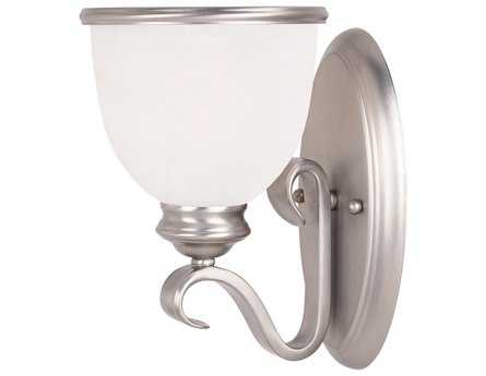 Savoy House Main Street Willoughby Pewter Wall Sconce