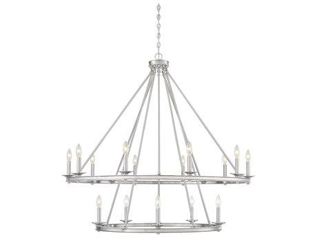 Savoy House Middleton Satin Nickel 15-light 45'' Wide SV131215SN
