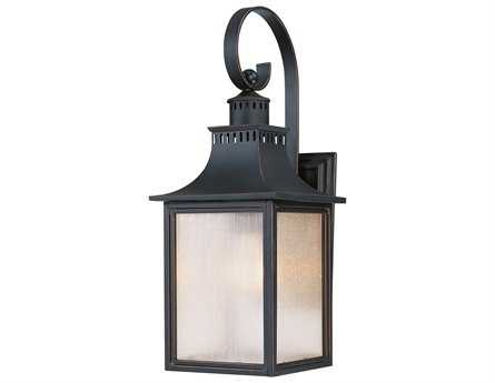 Savoy House Outdoor Living Monte Grande Slate Outdoor Wall Light SV525825