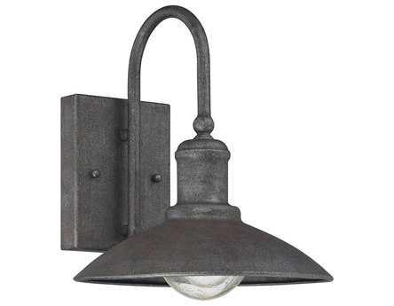 Savoy House Outdoor Living Mica Artisan Rust Outdoor Wall Light SV55030132