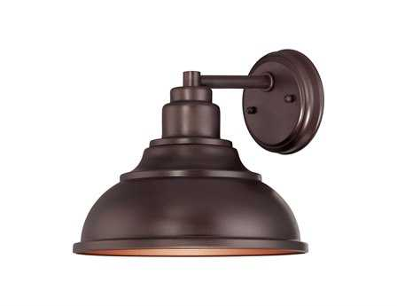 Savoy House Outdoor Living Dunston Ds English Bronze Outdoor Wall Light
