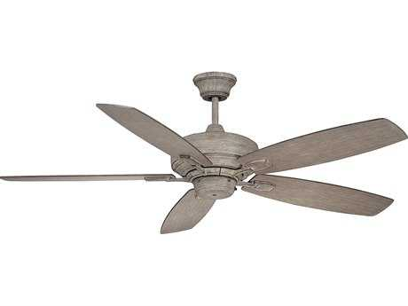 Savoy House Windstar Aged Wood Indoor Ceiling Fan with Glass SV5283054545