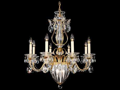 Schonbek Bagatelle 11-Light 26'' Wide Chandelier S51248