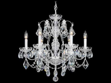 Schonbek Century Six-Light 21'' Wide Mini Chandelier S51705
