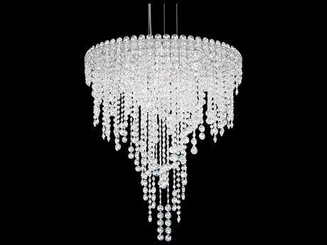 Schonbek Chantant Six-Light Pendant Light S5CH2412