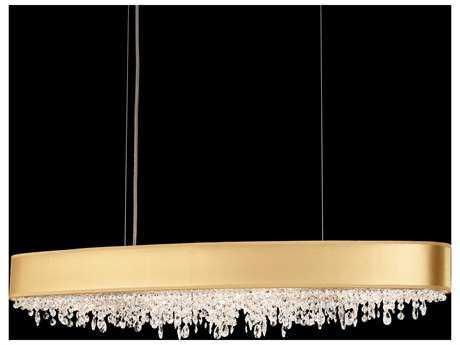 Schonbek Eclyptix Ten-Light 36'' Wide Island Light S5EC1236