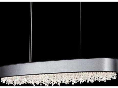 Schonbek Eclyptix 12-Light 48.5'' Wide Island Light S5EC1248
