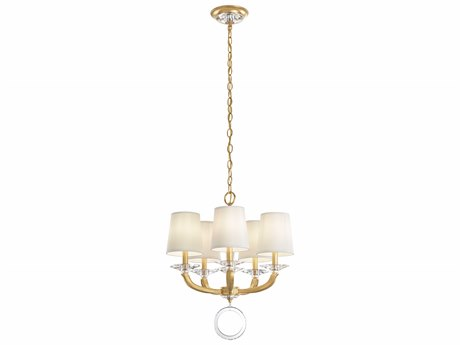 Schonbek Emilea 19.5'' Wide Mini-Chandelier S5MA1005