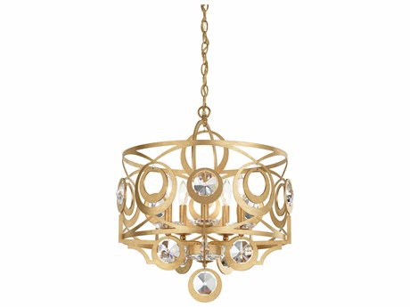Schonbek Gwynn 21'' Wide Mini-Chandelier S5WB1005