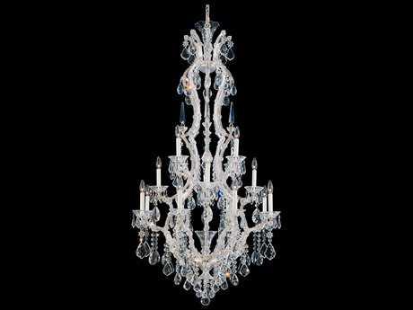 Schonbek Maria Theresa 17-Light 33'' Wide Grand Chandelier S55622