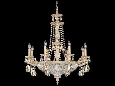 Schonbek Milano 12-Light 27'' Wide Grand Chandelier S55692