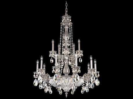 Schonbek Milano 19-Light 31'' Wide Grand Chandelier S55694