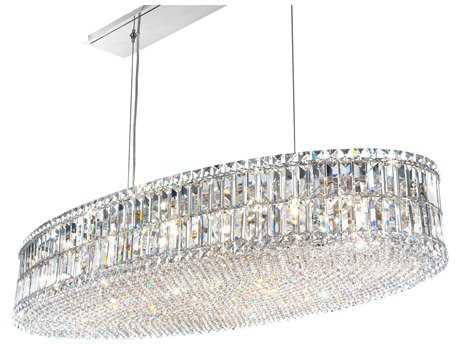 Schonbek Plaza 24-Light Pendant Light S56680