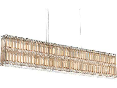 Schonbek Quantum 17-Light Island Light S52267
