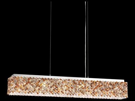 Schonbek Refrax LED 36.5'' Wide Island Light S5REL36050