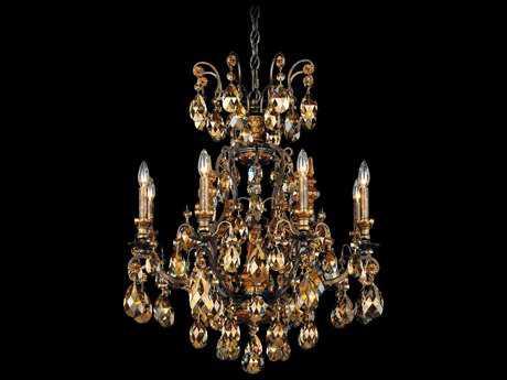 Schonbek Renaissance Nine-Light 26'' Wide Grand Chandelier S53771