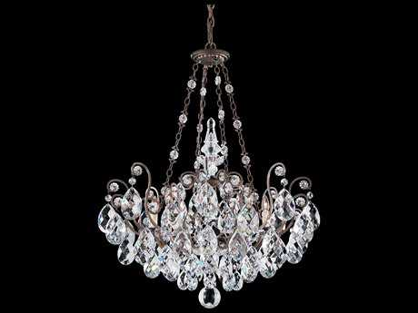 Schonbek Renaissance Eight-Light 26'' Wide Grand Chandelier S53787
