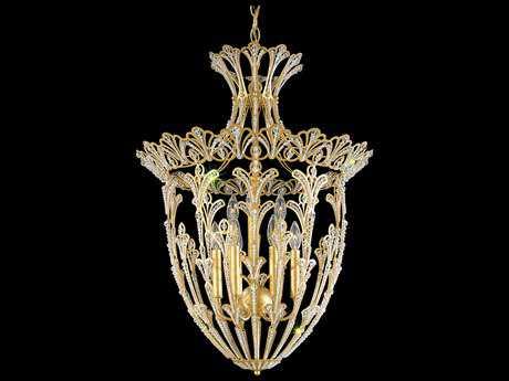 Schonbek Rivendell Nine-Light Pendant Light S56716