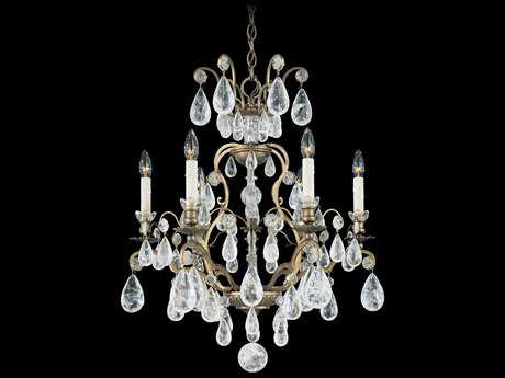 Schonbek Versailles Rock Crystal Six-Light 22'' Wide Grand Chandelier S52470