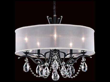 Schonbek Vesca Five-Light 24'' Wide Mini Chandelier S5VA8305