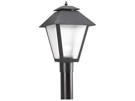 Sea Gull Lighting Black Outdoor Post SGL8206512