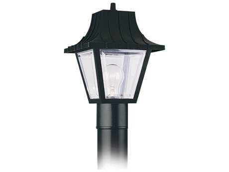 Sea Gull Lighting Polycarbonate Clear Outdoor Post