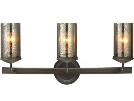 Sea Gull Lighting Sfera Autumn Bronze Three-Light Vanity Light SGL4410403715