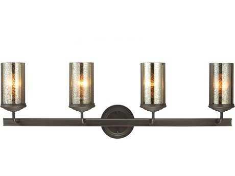 Sea Gull Lighting Sfera Autumn Bronze Four-Light Vanity Light SGL4410404715