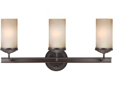 Sea Gull Lighting Sfera Autumn Bronze Three-Light Vanity Light SGL4491403715