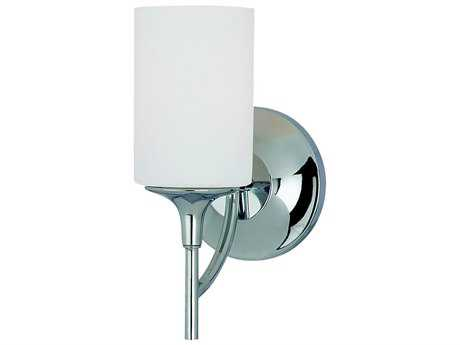 Sea Gull Lighting Stirling Chrome Wall Sconce SGL4495205