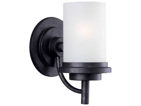 Sea Gull Lighting Winnetka Blacksmith Wall Sconce SGL44660839