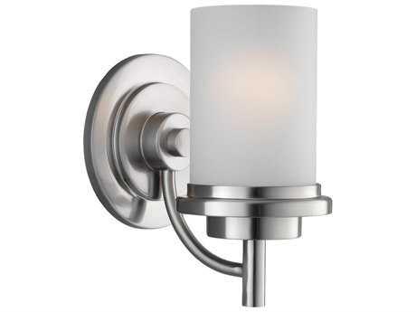 Sea Gull Lighting Winnetka Brushed Nickel Wall Sconce SGL44660962