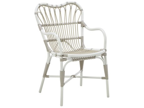 Sika Design Exterio Aluminum Wicker Dining Chair