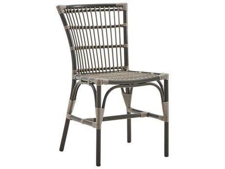 Sika Design Exterio Aluminum Wicker Dining Chair