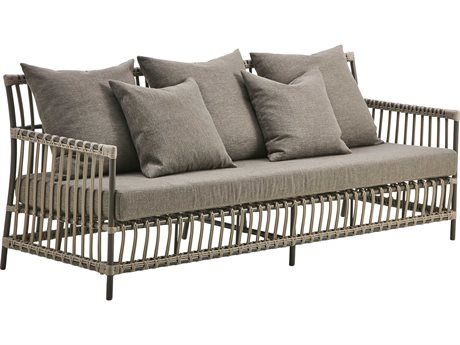 Sika Design Exterio Aluminum Cushion Loveseat