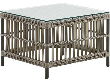 Sika Design Exterio 23'' Wide Aluminum Square End Table