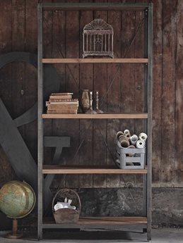 Sika Indoor Teak Bookcase