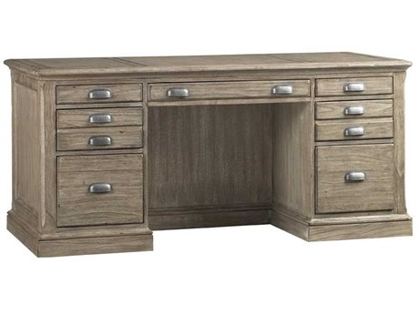 Sligh Barton Creek 66 x 30 Austin Pedestal Desk SH300BA411