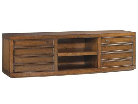 Sligh Longboat Key 78 x 22.5 Spinnaker Point Media Console SH279LK661
