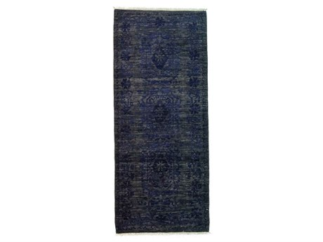 Solo Rugs Eclectic Multi 2'8'' x 6'5'' Runner Rug