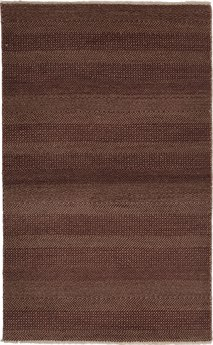Solo Rugs Savannah Red Rectangular Area Rug SOLM639348