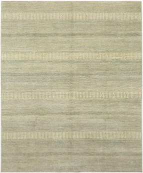 Solo Rugs Savannah Gray Rectangular Area Rug SOLM593720