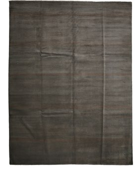 Solo Rugs Savannah Black Rectangular Area Rug SOLM61478
