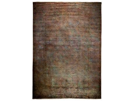 Solo Rugs Vibrance Beige 9'10'' x 13'9'' Rectangular Area Rug