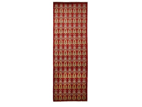 Solo Rugs Ziegler Red 5' x 14'2'' Runner Rug