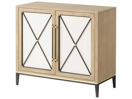 Sonder Distribution Maison 55 Natural / Black Bar Cabinet RD0804170