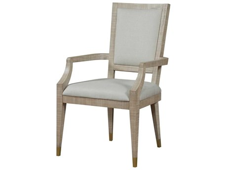 Sonder Distribution Maison 55 Norman Ivory / Raffles Arm Dining Chair