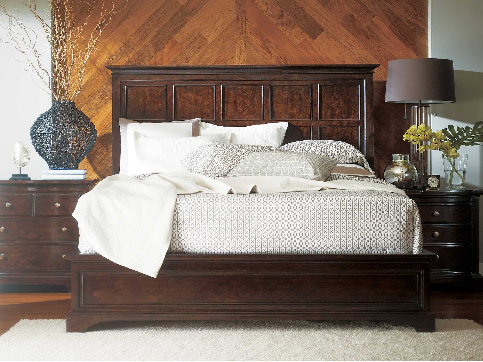 Stanley Furniture Transitional Bedroom Set Sl0421340set2