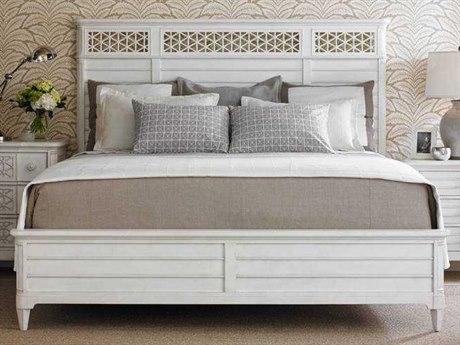Stanley Furniture Cypress Grove Queen Wood Panel Bed SL4512340