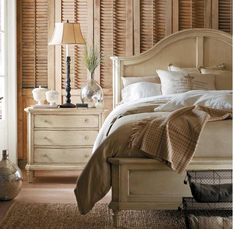 Stanley Furniture European Cottage Bedroom Set